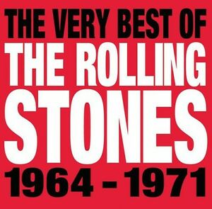 The Rolling Stones Very Best of the Rolling Stones 1964 1971 New CD