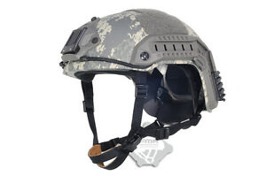 New FMA Maritime ACU Camo Tactical Protective ABS Helmet for airsoft paintball