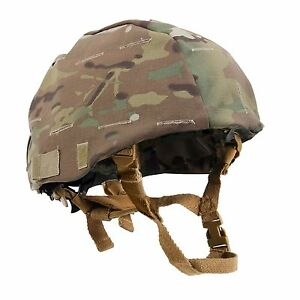 Mich Kevlar Helmet Cover Military - Multicam Camo Camouflage Rothco 9629