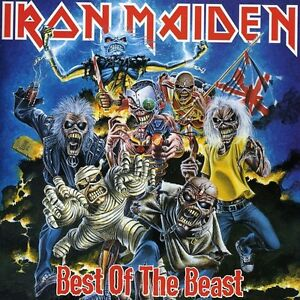 Iron Maiden Best of the Beast New CD