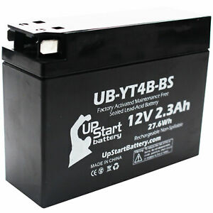 Battery for 2003 - 2007 Yamaha TTR90E Electric Start 90CC