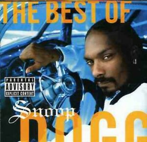 Snoop Dogg The Best Of Snoop Dogg New CD Explicit