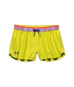 Under Armour Girls Play Up Athletic Workout Shorts