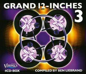 Various Artists - Grand 12 Inches, Vol. 3 [New CD] Holland - Import