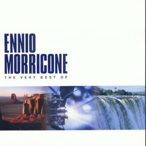 Ennio Morricone Very Best of New CD