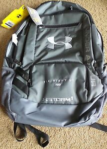 Under Armour Team Hustle Storm 1 Back Pack THE NIGHT OF TV MINI PROMO