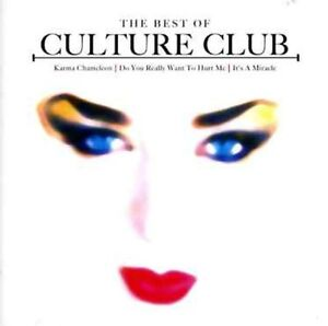 Culture Club Best of New CD