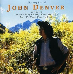 John Denver Very Best of New CD