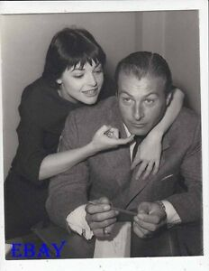 Ann Bancroft Lex Barker Phot from Original Negative Lux Video Theatre Hired Wife