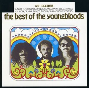 The Youngbloods Best of New CD