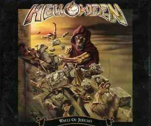 Helloween Wall of Jericho New CD UK Import $12.82