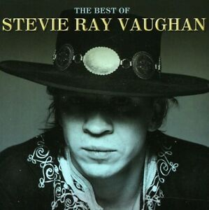 Stevie Ray Vaughan Best of New CD