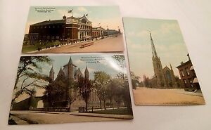 15 ANTIQUE PITTSBURGH PA POSTCARDS. $60.00