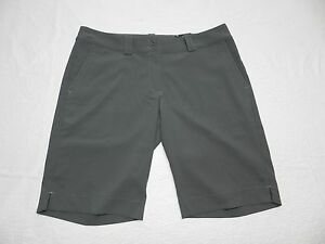 $70 WOMENS dry-fit modern rise SHORTS = NIKE GOLF = SIZE 10 = km43