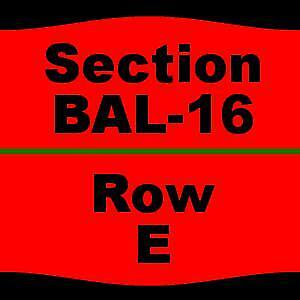 2 Maroon 5 & Julia Michaels Tickets  916