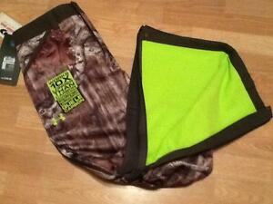 Under Armour Deadcalm Scent Control Camo Hunt Pants Mossy Oak Break Up Infinity