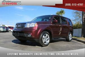 2015 Honda Pilot EX-L Sport Utility 4-Door 2015 Suv Used Regular Unleaded V-6 3.5 L212 5-Speed Automatic wOD 4WD