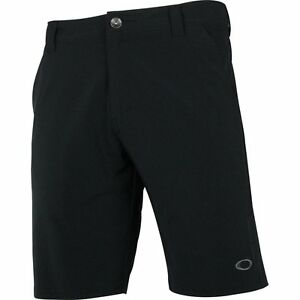 Oakley Stance Short Jet Black Golf Shorts