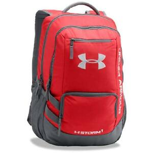 Under Armour Storm Hustle II Backpack 1263964-600 Red