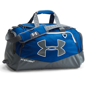 00 Under Armour Storm Undeniable II L Duffel Carryall bag 2705.1oz Royal