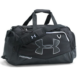00 Under Armour Storm Undeniable II L Duffel Carryall bag 2705.1oz Black