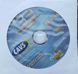 CHARTBUSTER SUPER CD+G ESSENTIALS KARAOKE SCDG E2, 450 SONGS, CAVS COUNTRY,R