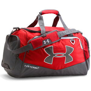 Under Armour Storm Undeniable II M Duffel Carryall bag 2028.8oz Red
