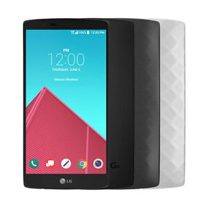 LG VS986 G4 32GB Verizon Wireless 4G LTE Android WiFi Smartphone