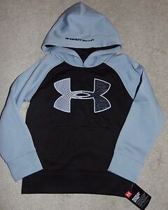 ~NWT Boys UNDER ARMOUR Hoodie! Size 4T Cute FS:)~
