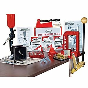 Lee Precision Breech Lock Challenger Kit Red Gunsmithing Tools Accessories New