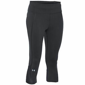 Under Armour Fly by Capri 1271531 Damen Running Trousers Jog Sports Short Tight