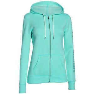 Under Armour Storm Rival 1264396 Damen FZ Hoodie Running jacket breathable