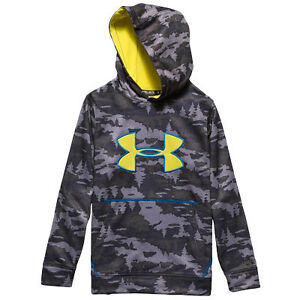 Under Armour Youth Storm Caliber Hoodie Chco X-LG 1265756-019-XL