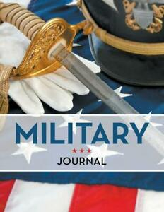 Military Journal by Speedy Publishing LLC (English) Paperback Book Free Shipping