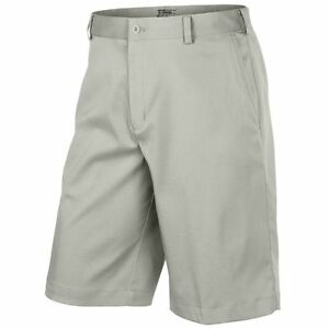 New Men's Nike Golf Dri-Fit Flat Front Tech Shorts (551808-072) $65 34