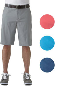 Ashworth Mini Check Golf Shorts Men's AM6164S7 New - Choose Color