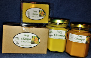 **NEW** Hand Poured Floral Scents Soy Candles, Tarts & Votives - Nag Champa