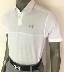 (FRI) 2017 Jordan Spieth Under Armour BRITISH OPEN Golf Polo Shirt $85 (Friday)