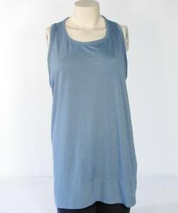 Nike Fit Dry Gray Sleeveless Shirt Tank Womans Extra Large XL NWT