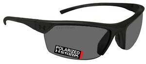 Under Armour 8630050-060608 zone 2.0 carbon frame gray storm polarized lens new