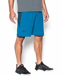 Under Armour Men's UA Raid 10in Shorts X-Large BRILLIANT BLUE New