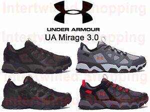 Under Armour Men's 1287351 UA Mirage 3.0 Lightweight Breathable Hiking Shoes