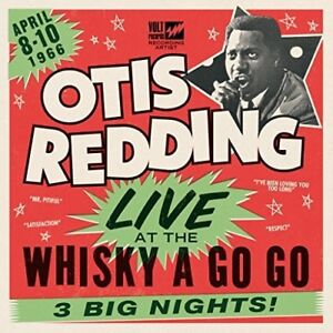 Otis Redding - Live At The Whiskey A Go Go [New Vinyl LP] 180 Gram