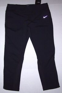 Nwt New Nike Epic Lux Cropped Running Tights Capris Capri Pants Dri-FIT Women