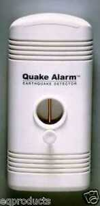 Get Advance Earthquake Notice With Original Quake Alarm Used Around The World!