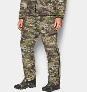 Men's Under Armour Stealth Reaper Extreme Wool Pant Camo 1299283-943