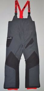 New Under Armour Mens UA Storm GTX Chugach Bib Ski Snowboard Pants Large
