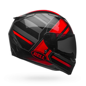 Bell RS-2 Tactical Motorcycle Helmet  RedBlackTitanium - All Sizes