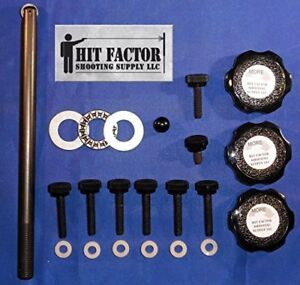 Ultimate Bearing Kit for Dillon XL 650 Reduces Shellplate Snap by HIT Factor