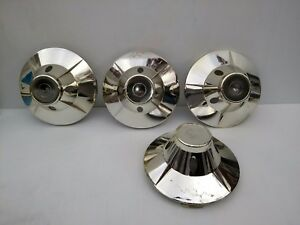 1970s HIGH- LOW  CAMPER CAMPING TRAILER HUBCAP HUB CAP VINTAGE GENUINE USED